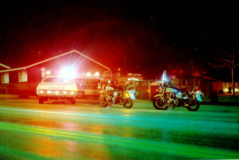 Kim Berry Night Photographs Reno Nevada 1976